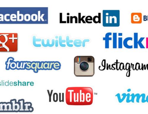 Consejos para empezar en las redes sociales.