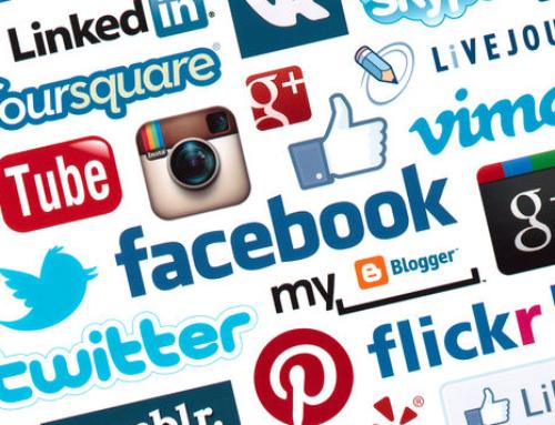 Las redes sociales más populares del 2014